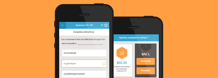 Application Bac 2015